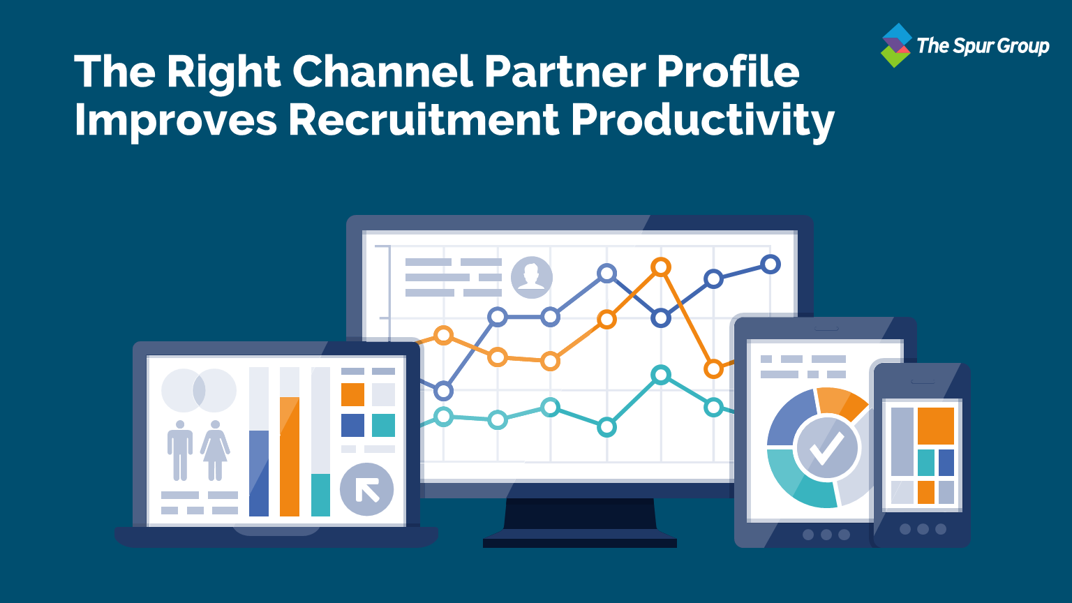 The Right Channel Partner Profile Improves Recruitment Productivity