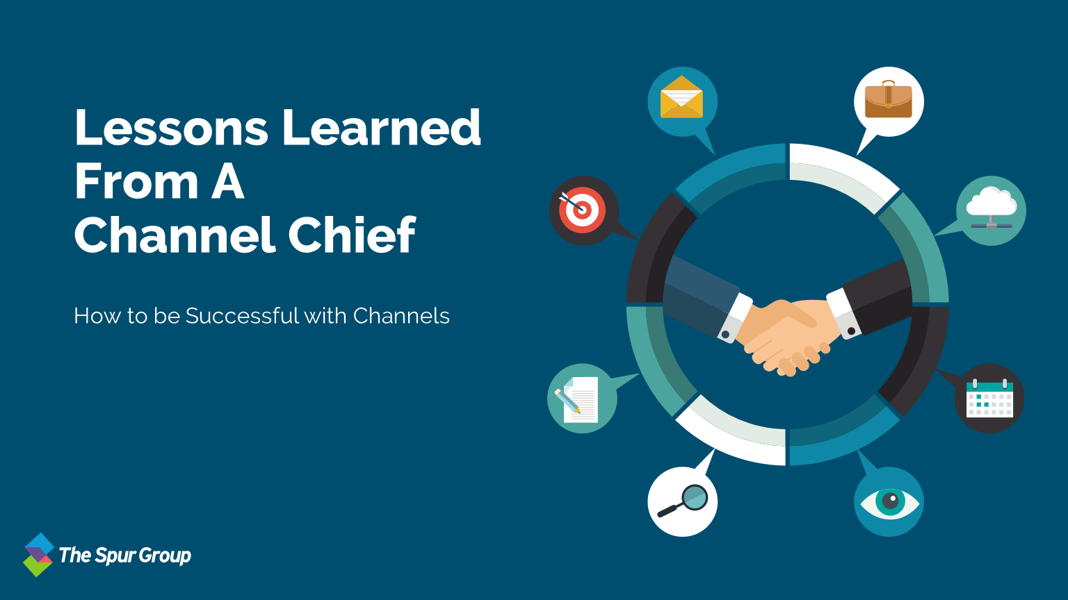 Lessons Learned From A Channel Chief, Part 1