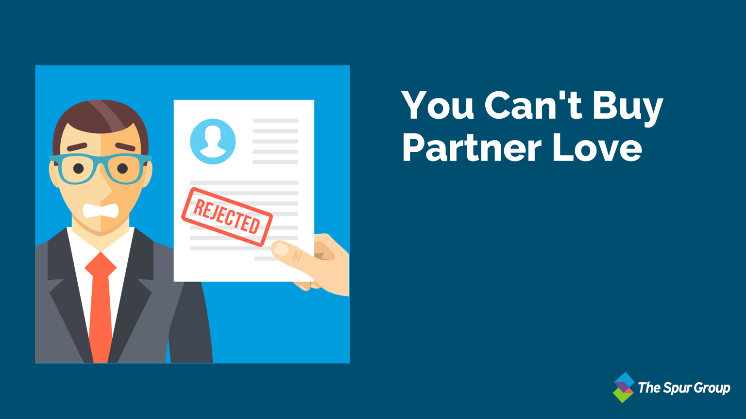 You Can't Buy Partner Love Featured Image