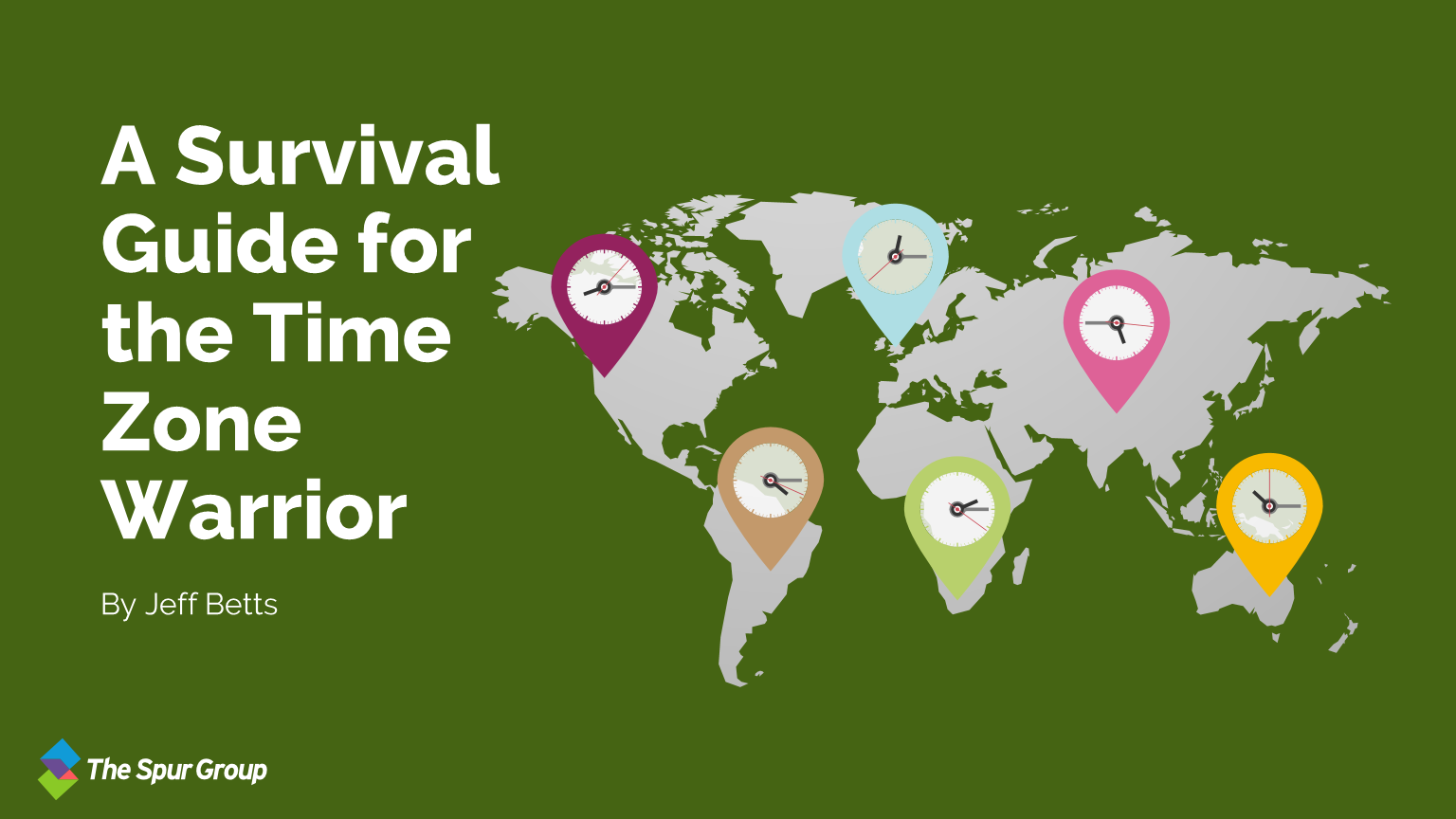 A Survival Guide For The Time Zone Warrior Featured Image