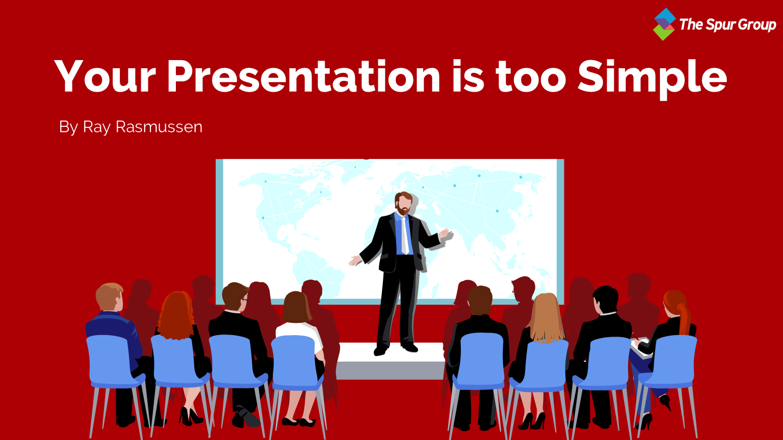 Your presentation is too simple Featured Image