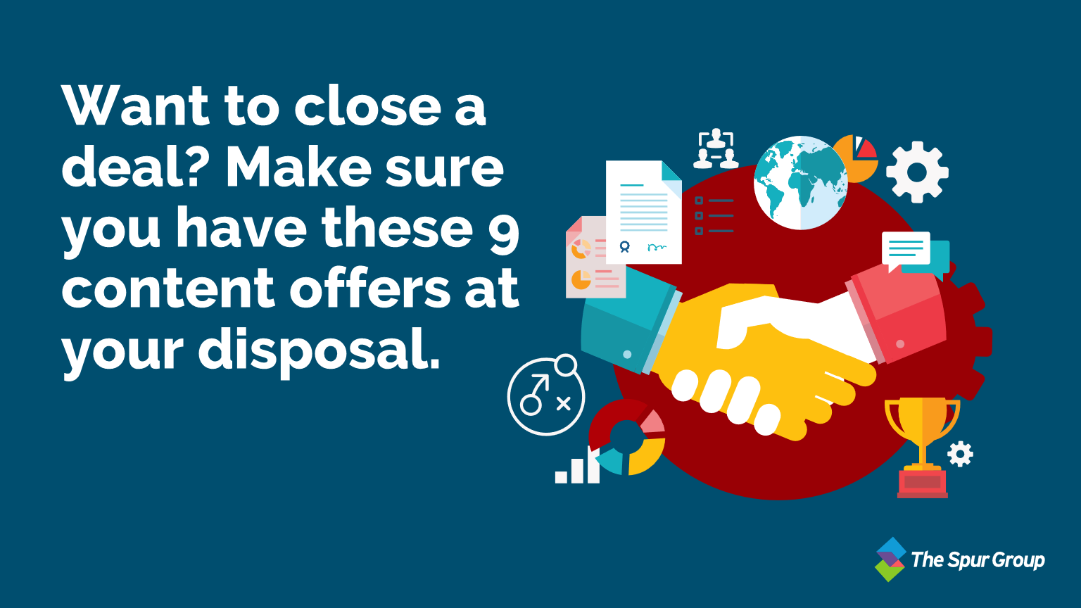 9 content offers that help you close the deal Featured Image