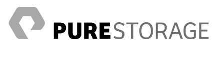 Pure Storage gray