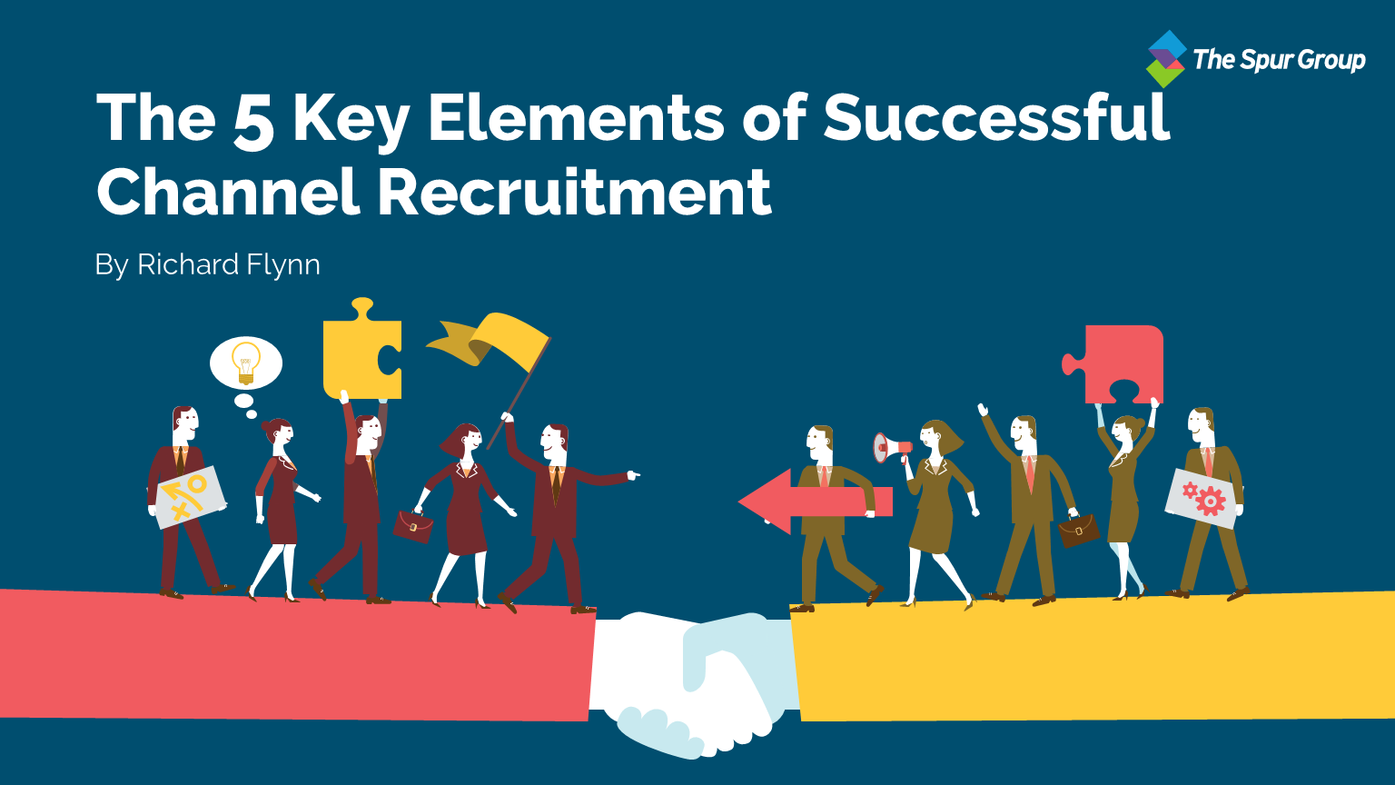 The 5 key elements of successful channel recruitment Featured Image