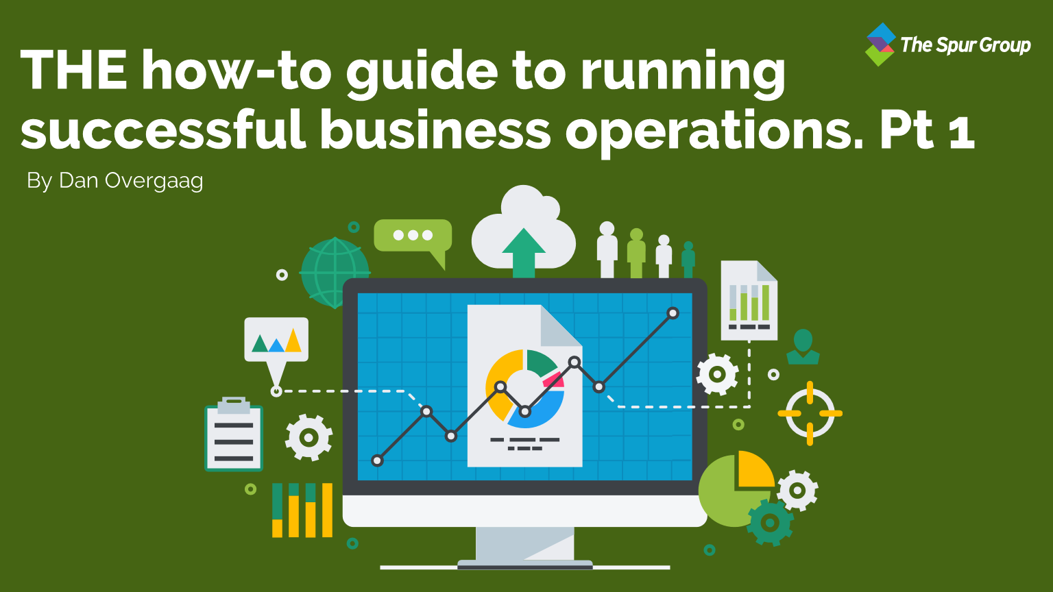 THE how-to guide to running successful business operations. Pt 1